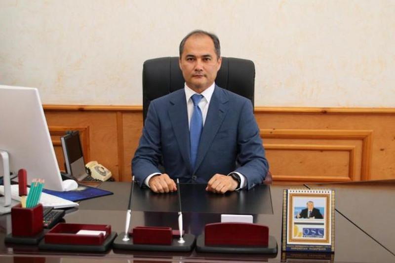 卡拉干达州州长任命杰兹卡兹甘市市长