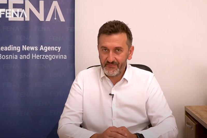 Гендиректор FENA поздравил МИА «Казинформ» со 100-летием