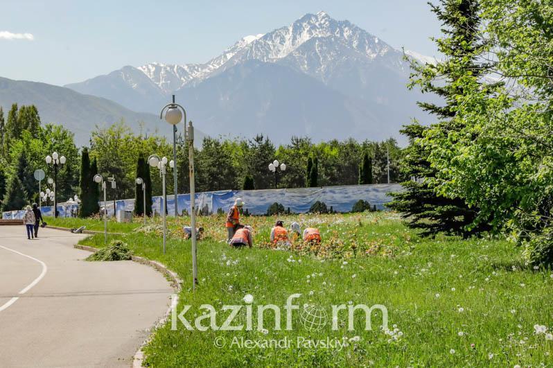 Можно ли ходить в горы по выходным в Алматы