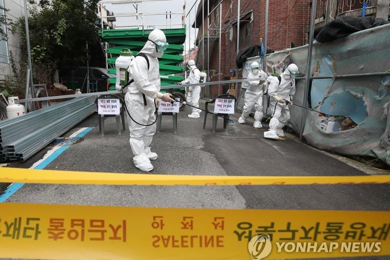 New virus cases reach 5-month high, guidelines toughened for Seoul, Gyeonggi area