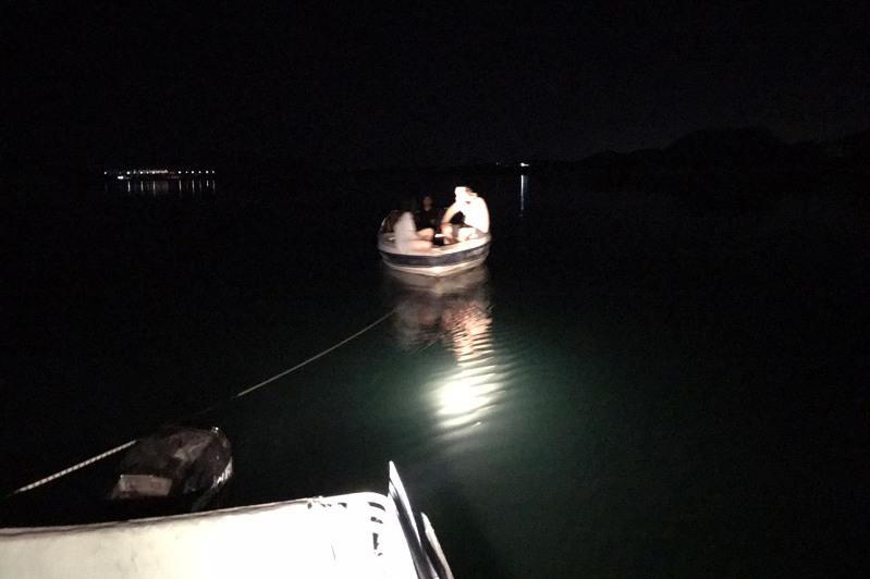На Капшагайском водохранилище спасены шесть человек
