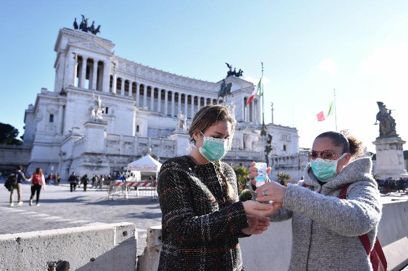 В Италии вводятся новые карантинные ограничения