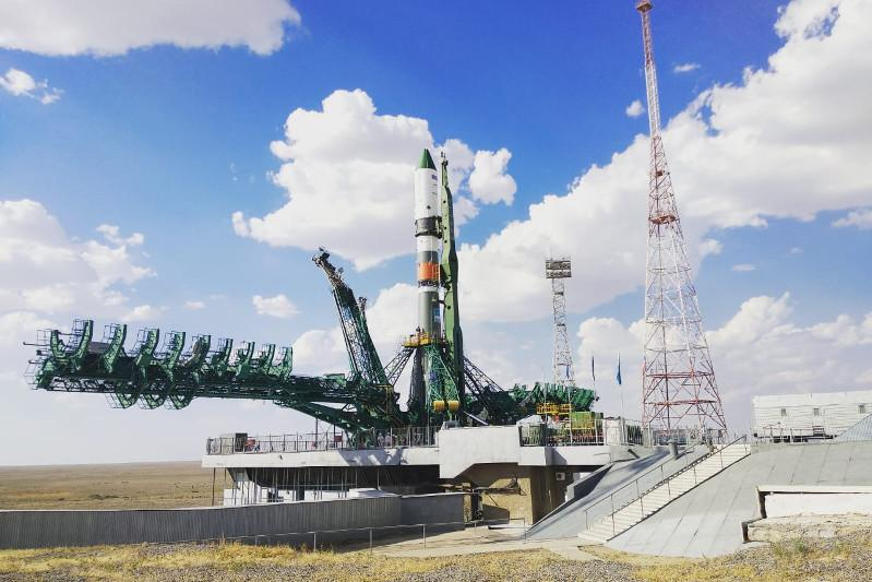 Обзор пусков с космодрома Байконур в 2020 году