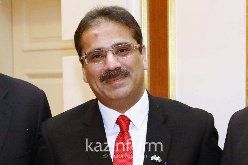 This pandemic can only be defeated through co-ordinated and consistent efforts– Pakistani Ambassador