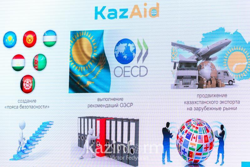 """哈萨克斯坦将成立""""国际发展合作署"""""""
