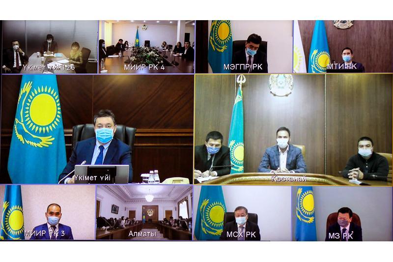 Премьер-Министр РК  обсудил с участниками проекта «Ел үміті» предложения по реформированию экономики