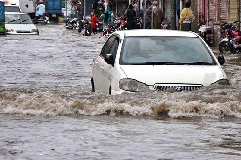 暴雨袭击巴基斯坦旁遮普省 至少17人丧生