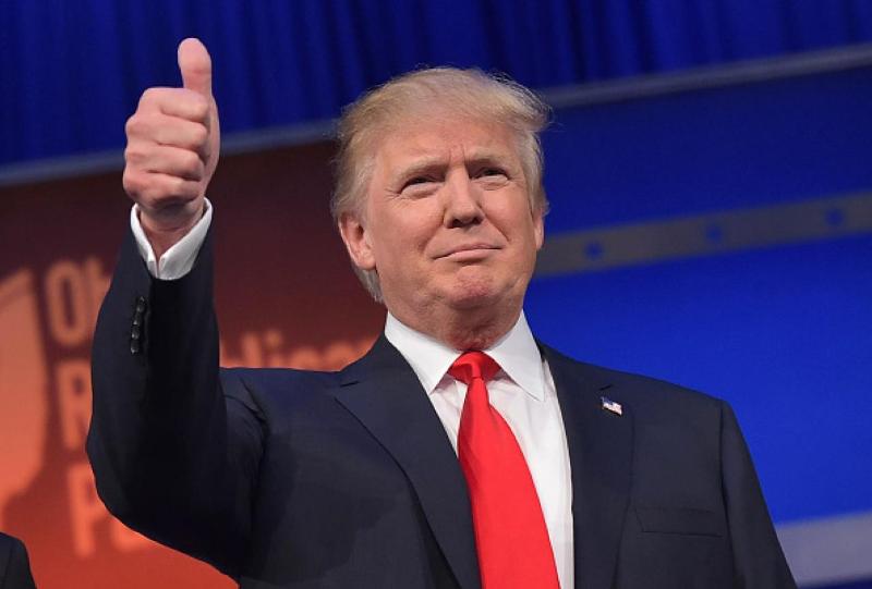 美国共和党正式宣布特朗普为总统大选候选人