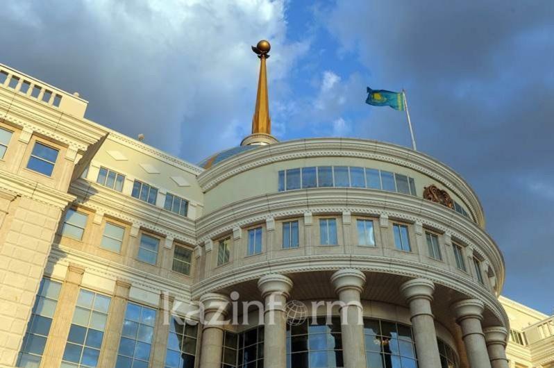 哈斯穆-卓玛尔特·托卡耶夫向格鲁吉亚总统表示慰问