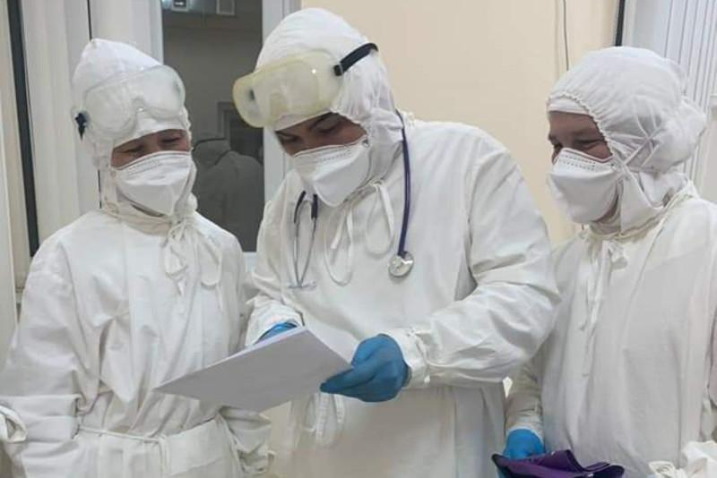 Zhanaozen discharges its last COVID-19 patient from infectious hospital