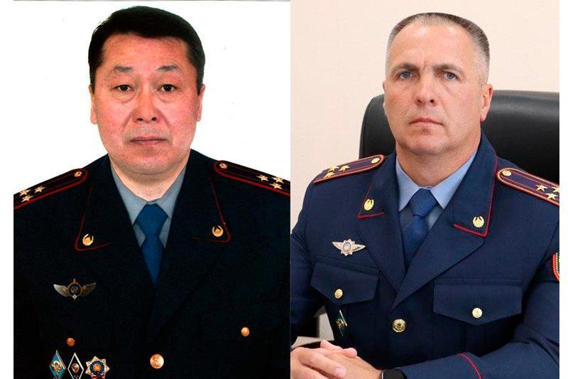 Назначены новые руководители подразделений полиции в ВКО