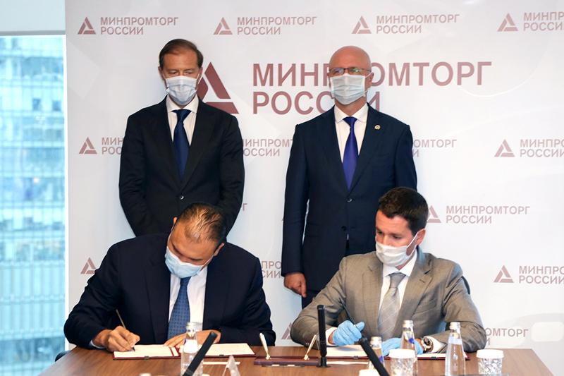 Қазақстан мен  Ресей коронавирусқа қарсы вакцинаны сатып алуға және қолдануға келісті