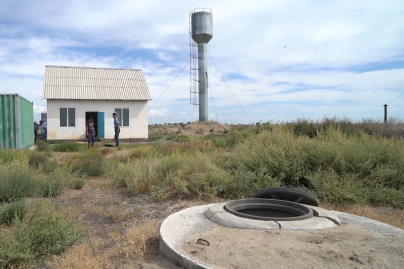 Алматы облысында ауыл тұрғындары жалғыз құдықтан су ішіп отыр
