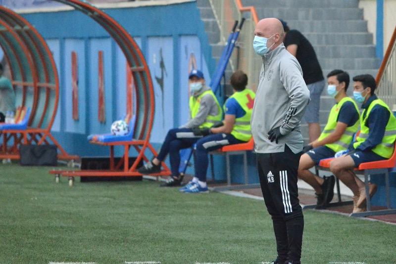 阿斯塔纳球队官宣主帅比列克离任 英国教练接任