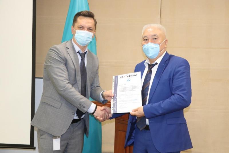 国立高危传染病研究中心中央参考实验室获得国际标准证书