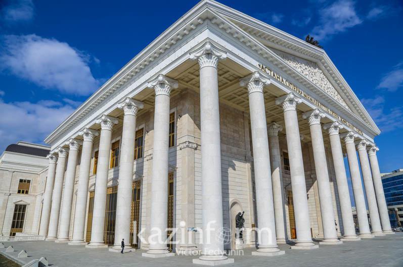 阿斯塔纳歌剧院将举办在线节日音乐会以庆祝宪法25周年