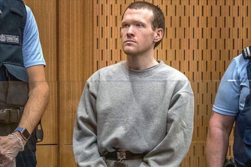 Расстрелявший две мечети террорист получил пожизненный срок в Новой Зеландии