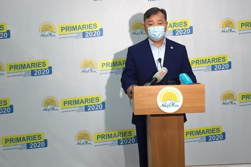 387 членов партии «Nur Otan» изъявили желание стать участниками праймериз в ЗКО