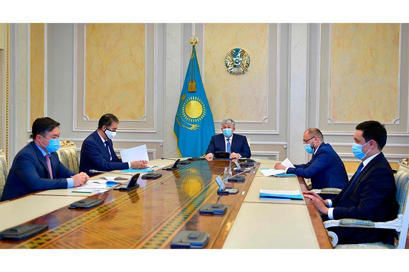 Көшербаев Президент жанындағы Сыбайлас жемқорлыққа қарсы комиссияның отырысын өткізді
