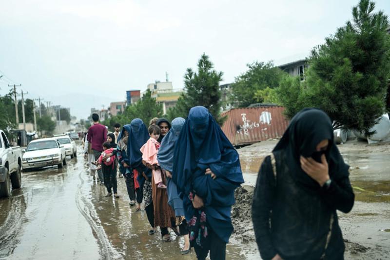 Наводнения в Афганистане:число жертв возросло до 150