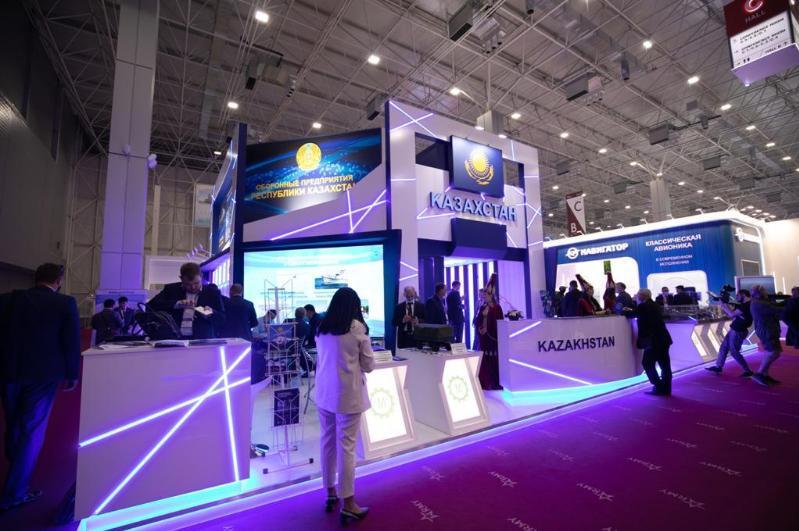 哈萨克斯坦工程公司在«Army-2020»论坛上签署了价值60亿坚戈的合同