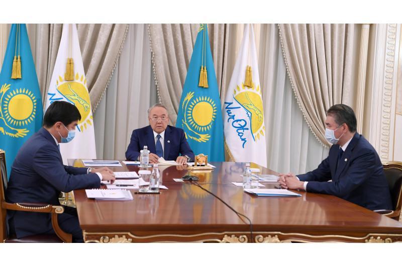 Елбасының төрағалығымен «Nur Otan» Саяси кеңесі Бюросының отырысы өтті