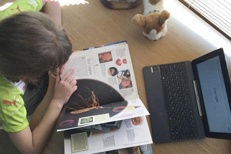 联合国儿童基金会:全球至少4.63亿学童疫情期间无法远程学习