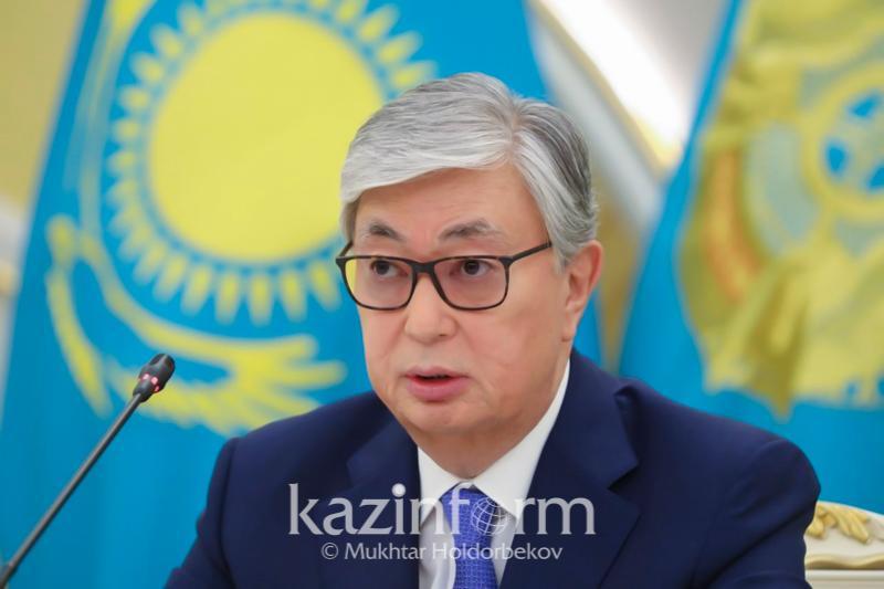 托卡耶夫总统为纪念塞梅核试验场关闭发表的致辞全文