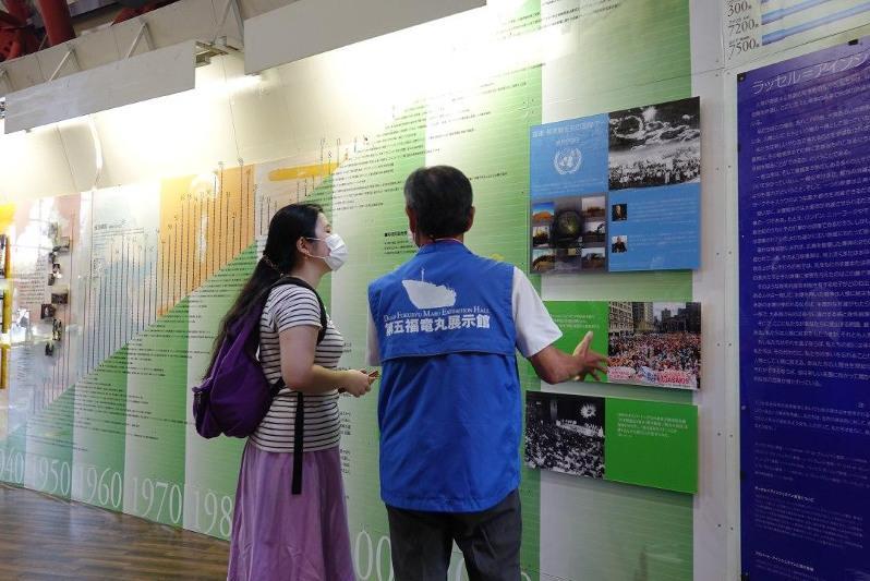 Особый вклад Казахстана в ядерное разоружение оценили на фотовыставке в Токио