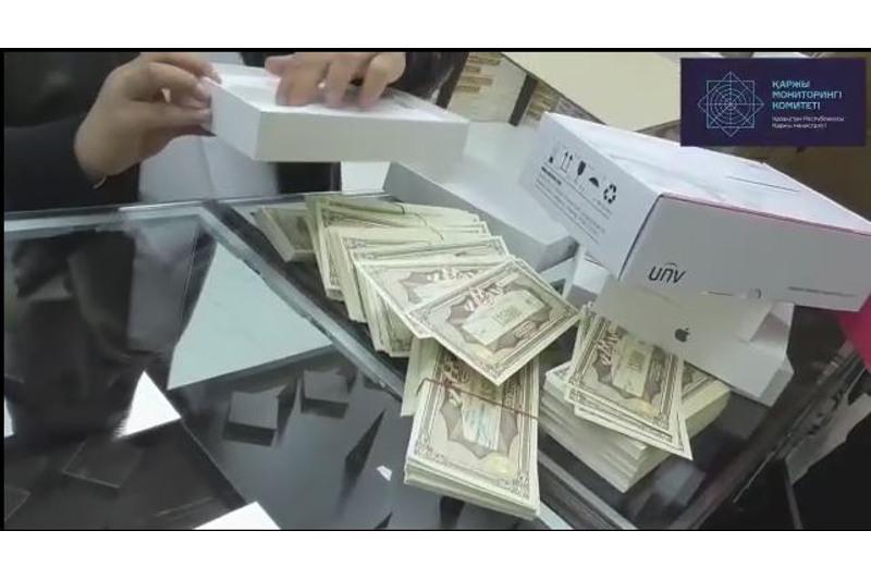 В Алматы пресечена деятельность ювелирной финансовой пирамиды «В2В Jewelry»