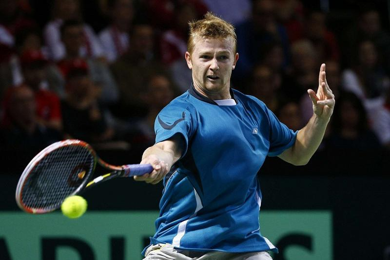 Андрей Голубев одержал победу на теннисном турнире в Италии