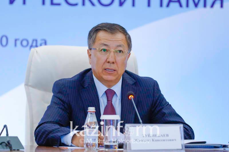 Послание Главы государства отвечает на самые главные вопросы народа – Жансеит Туймебаев