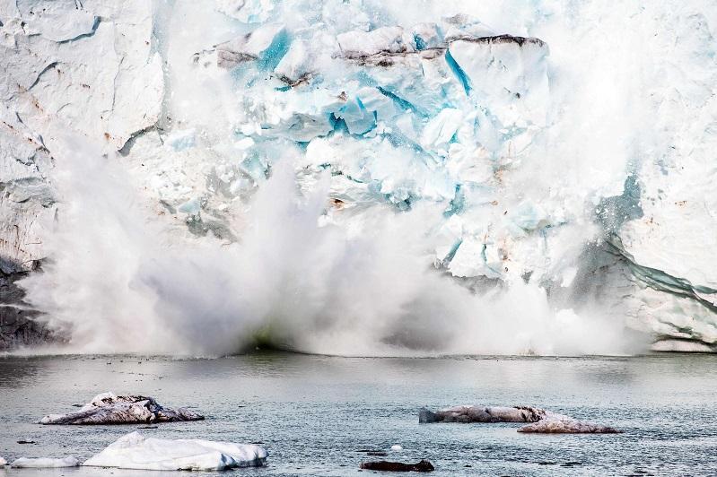 全球冰川湖增53% 恐酿洪灾