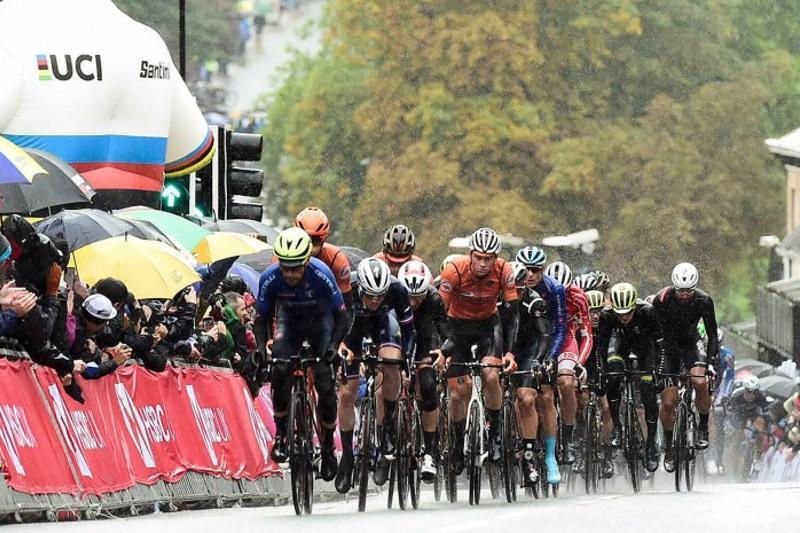Чемпионат мира по велоспорту на шоссе пройдет в Италии