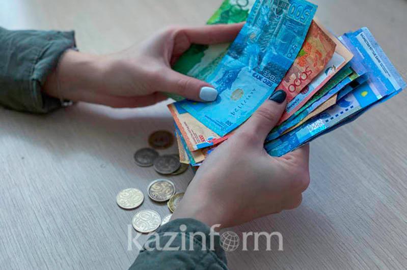 2,4 млн қазақстандыққа 21 250 теңге төлем берілді