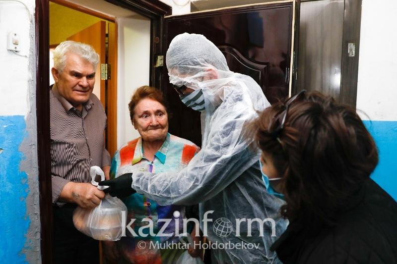 Не остались без внимания - Багдат Анарбаева о поощрении волонтеров, помогающих в борьбе с COVID-19