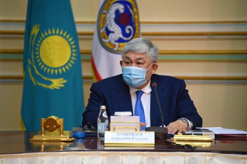 Крымбек Кушербаев назвал главные цели, поставленные в Послании Президента