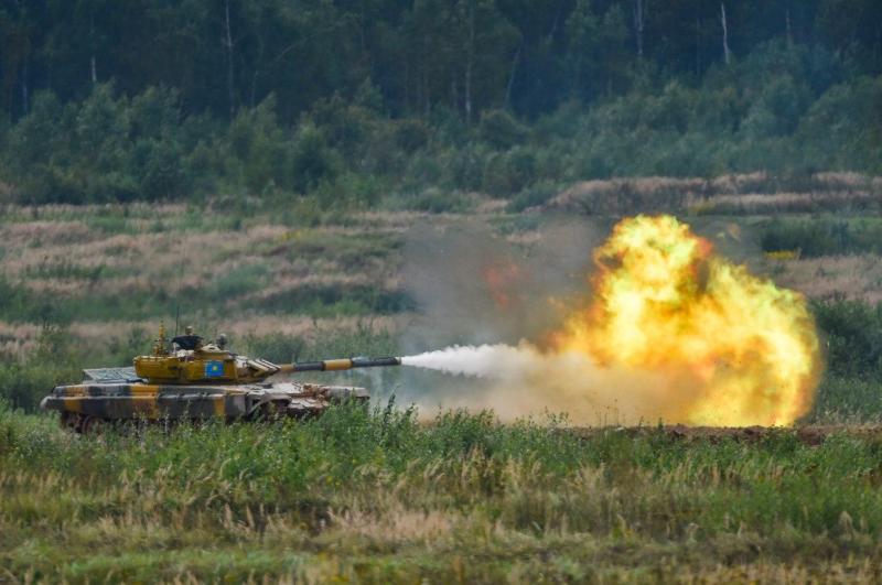 Armııa halyqaralyq oıyndary: Qazaqstandyq tankishiler fınalǵa óte almady