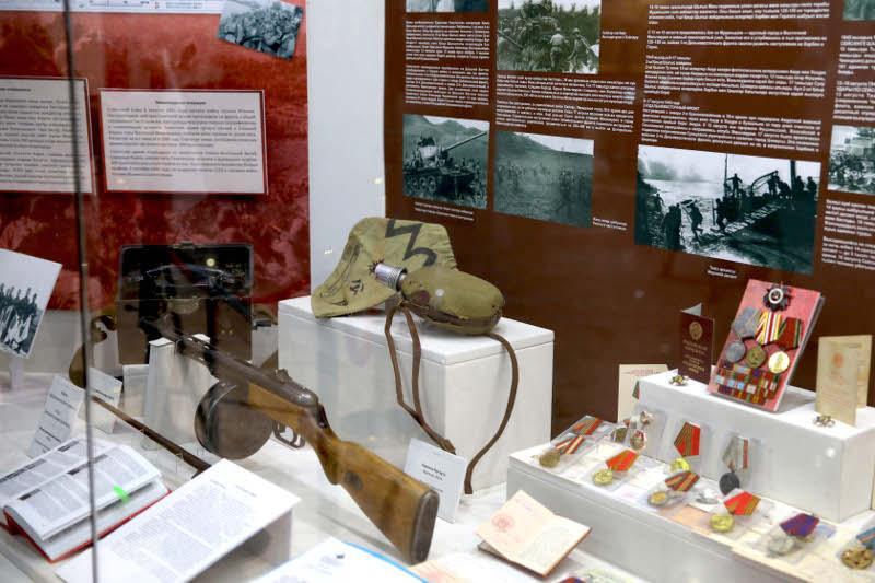 Экспозиция окончания Второй мировой войны открылась в Нур-Султане