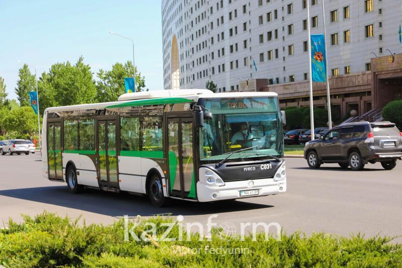 Как будет работать общественный транспорт в столице на выходные