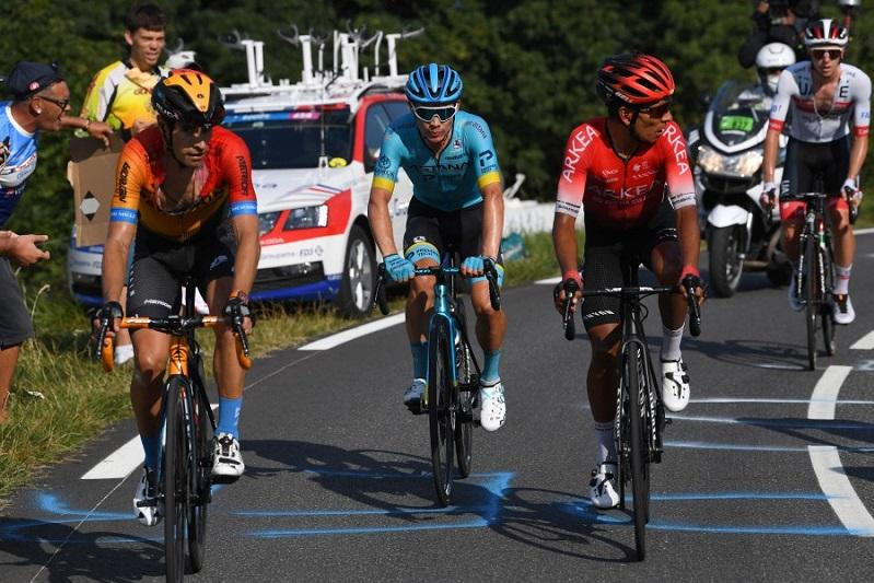 Astana's Lopez among favorites at first Pyrenees Stage, Tour de France, Stage 8