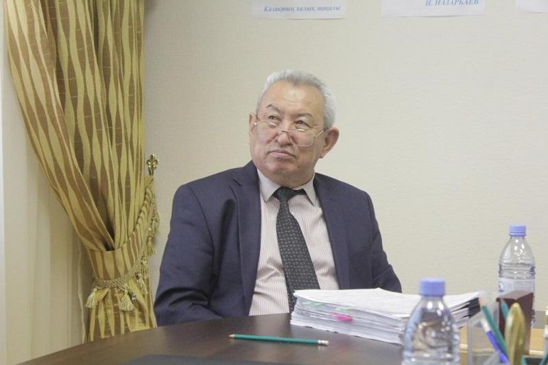 Ǵanı Qarasaev: Qazaqstan tarıhy ǵylymyn álemdik deńgeıde nasıhattaý - ýaqyt talaby