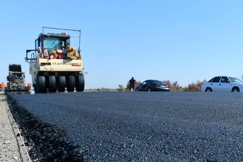 «Нұрлы жол»: 180 км объездных дорог планируют построить в Туркестанской области