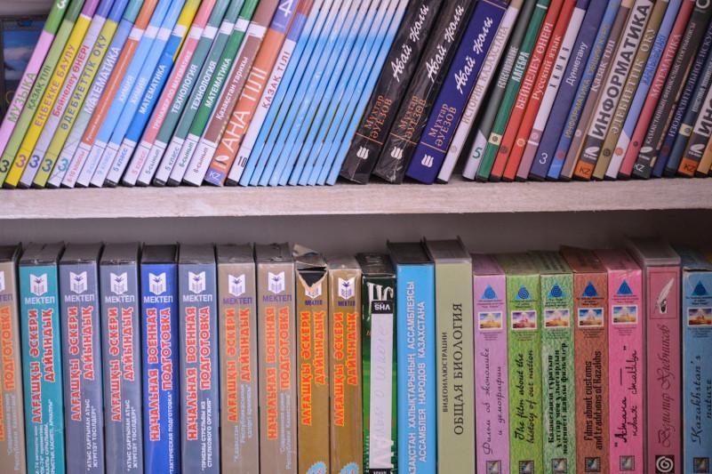 Школьники Карагандинской области полностью обеспечены учебниками