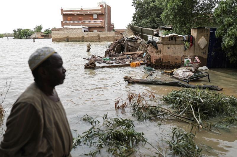 苏丹宣布因洪灾进入为期3个月紧急状态