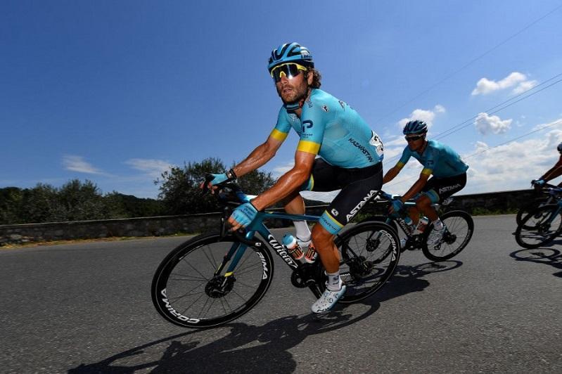Astana riders finish safely in Tirreno-Adriatico Stage 1