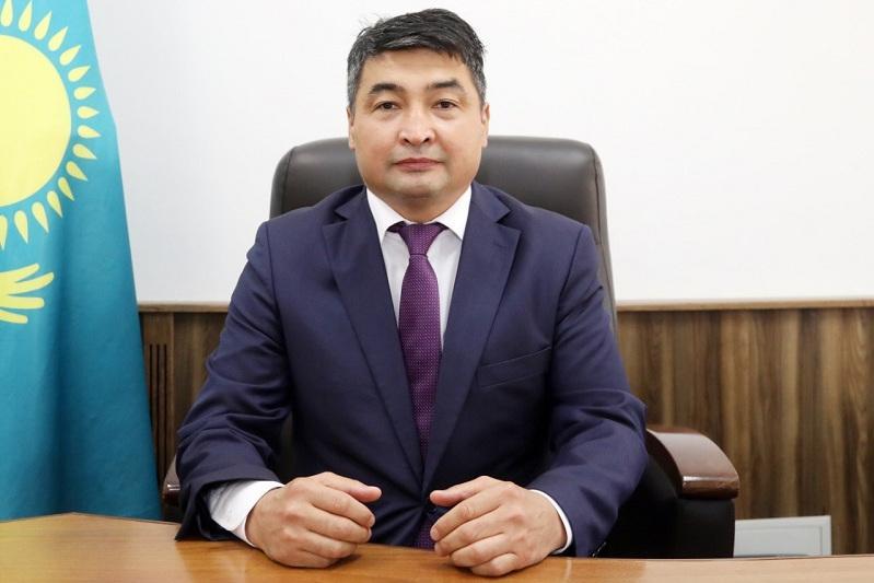 Назначен новый руководитель управления здравоохранения Жамбылской области