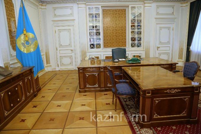 Первую резиденцию Елбасы вновь открыли для посетителей в столице