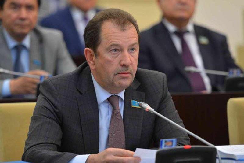 Михаил Бортник стал членом Счетного комитета