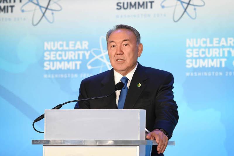 Нурсултан Назарбаев – лидер борьбы за мир, свободный от ядерного оружия